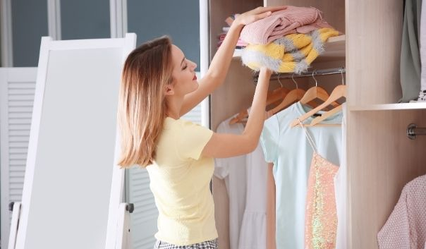 A Complete Guide To Organizing Your Closet